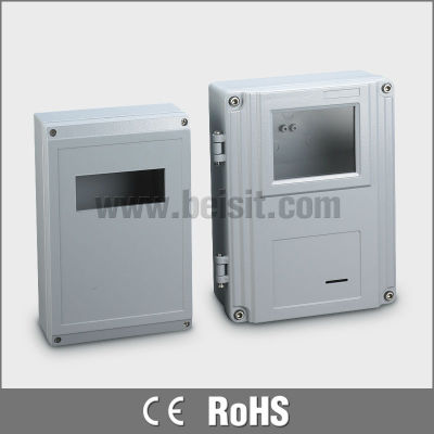 Armoured explosion proof junction box
