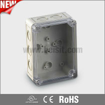 PC Plastic Electrical Junction Boxes