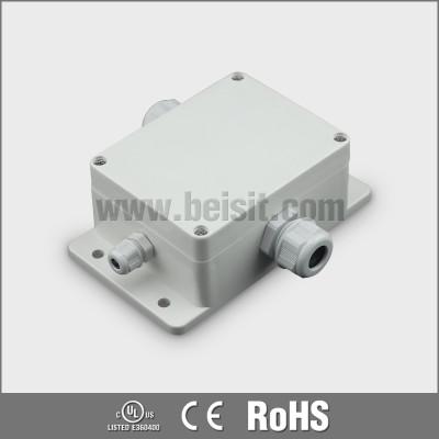 Industrial plastic switch enclosure