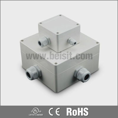 Wiring plastic box enclosure electronic