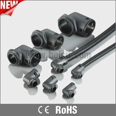 Liquid tight conduit fitting