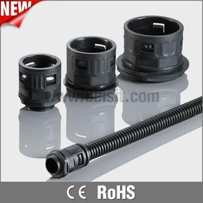 corrugated flexible conduit connector