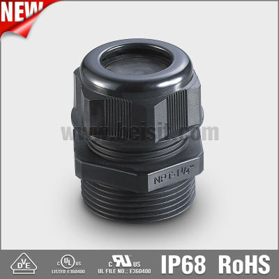 PG Type Round Top Nylon Cable Gland