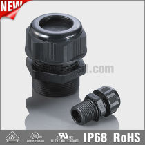 Dust-proof Electrical MG Nylon Cable Gland