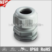 IP68 Waterproof nylon types of cable glands