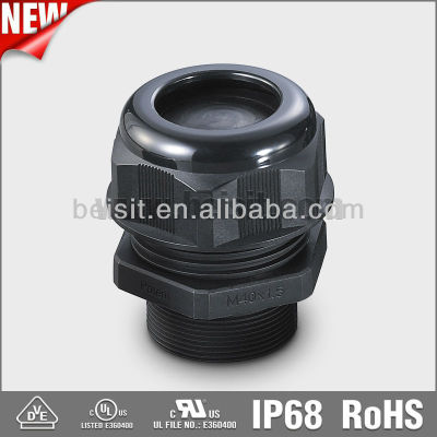IP68 waterproof Nylon Cable Connector