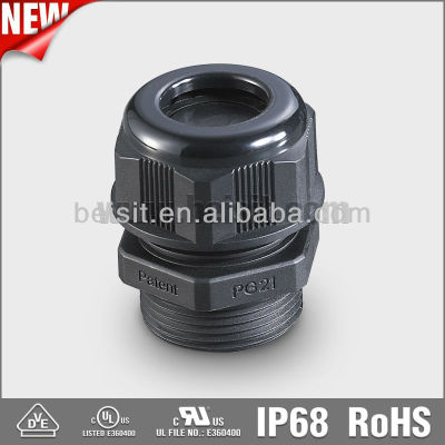 Series nylon waterproof cable joint