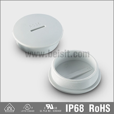 IP54 M type plastic screw plug