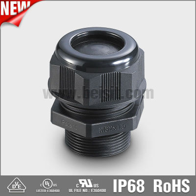 IP68 VDE Nylon Cable Connector