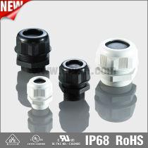 IP68 Waterproof nylon cable glands lugs