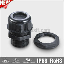 The 1st manufacturer get UL (E360400) Certificate Cable Gland Accessories