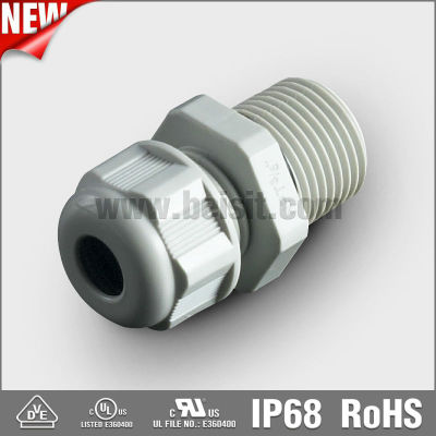 UL VDE Waterproof NPT Nylon Cable Gland