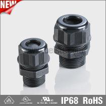 UL-E360400 IP68 metric cable gland waterproof