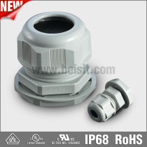 VDE approved pg13.5 nylon cable gland suppliers
