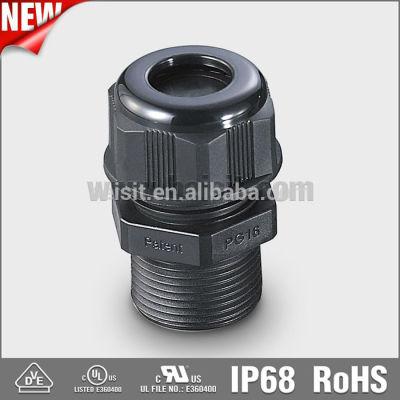 IP68 & CE pvc flexible conduit fittings