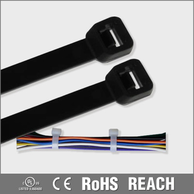Nylon66 UV Resistant Nylon Cable Ties