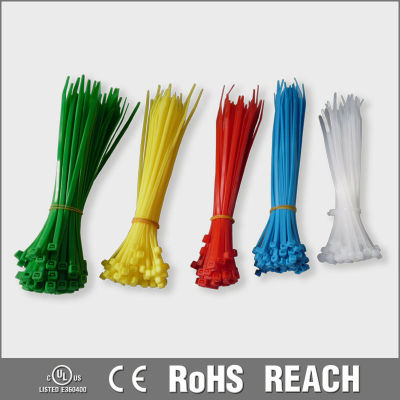 Colorful Nylon Cable Ties