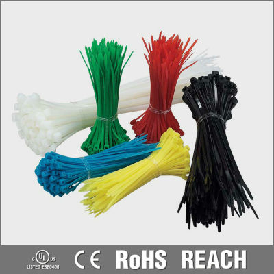 Colorful Self-locking Nylon Cable Ties