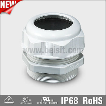 China Famous Supplier UL, VDE Nylon PG9 Cable Gland