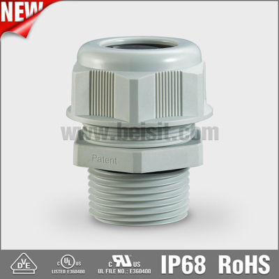 IP68 Nylon Cable Gland Lock