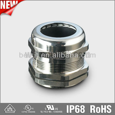 PG Round Top metal Cable Gland