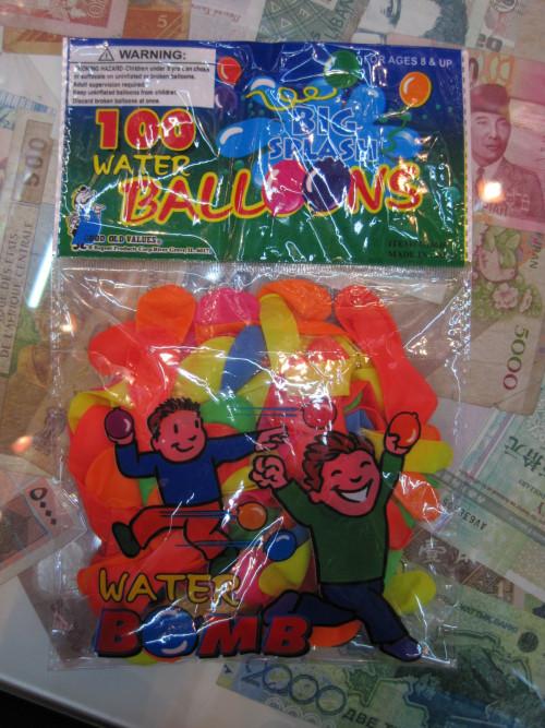 Water Balloon Wholesale Market Yiwu China