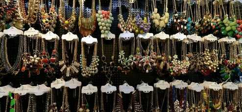 Fashion  Necklace Wholesale show rooms in YIWU China