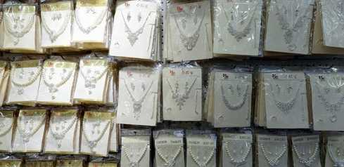 Fashion  Necklace Wholesale buying agent show rooms in YIWU China