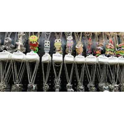 Fashion  Necklace Wholesale Yiwu Agent