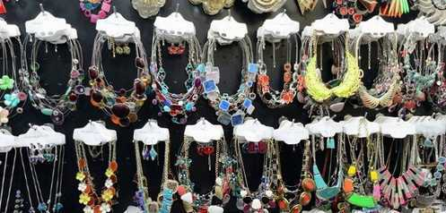 Fashion  Necklace Wholesale Yiwu Agent