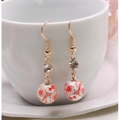 Fashion  Earring  Wholesale China Yiwu Purchasing General Trade Agent