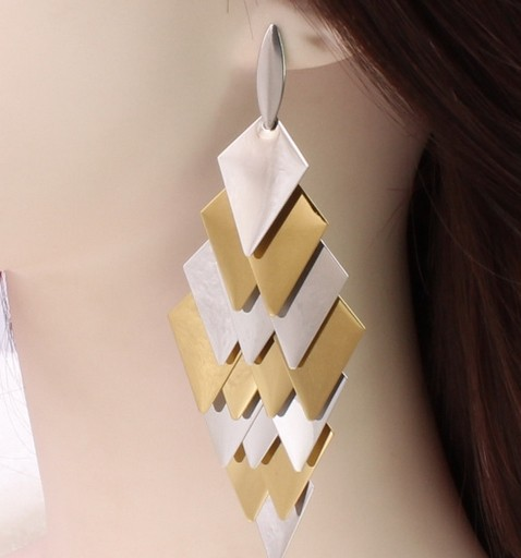 Fashion  Earring  Wholesale Yiwu Small Commodities Market Agent