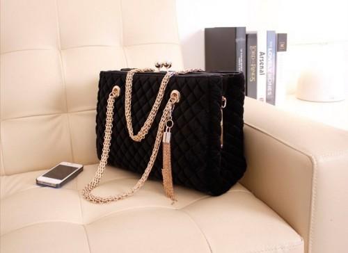 Fashion Ladies Handbag Shoulder bag Wholesale No Moq Good Quality LY-B005