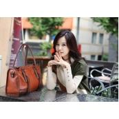 2015 New Fashion Ladies Handbag Shoulder bag Wholesale No Moq Good Quality LY-B006