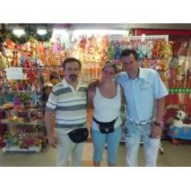 Agent in Yiwu Market