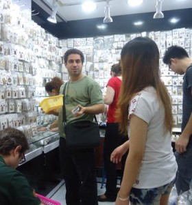 How to work in Yiwu Market ?