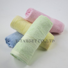 New Arrival!! Nine Colors Face Towel 100% Bamboo Fiber Quick Dry Towel Set 34*76cm Free Shipping