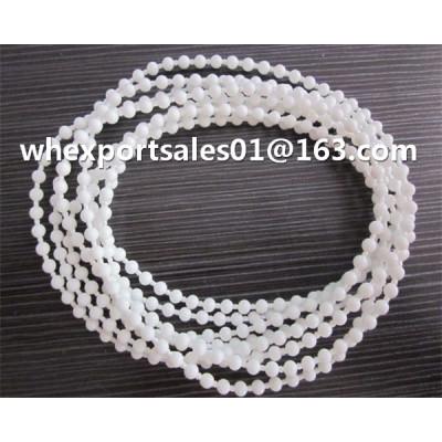 Plastic Beads Chain (plastic ball chain )For Curtain