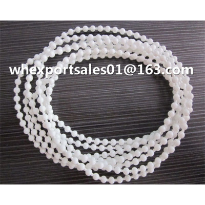 plastic ball chain machine