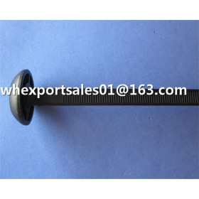 Double loop cable tie mould
