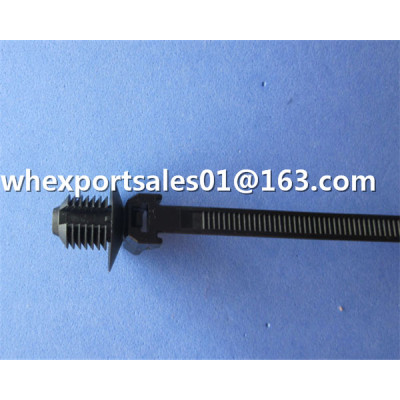 label cable ties mould