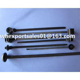 printed cable tie mould