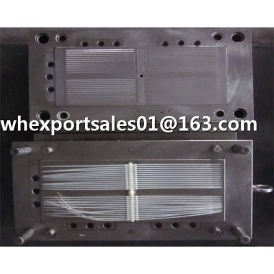high precise single lock nylon cable tie mold