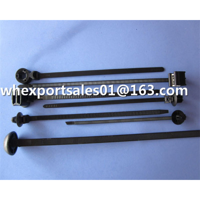 Sell plastic nylon cable tie mould