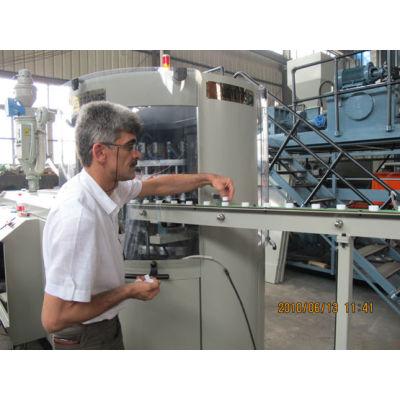 Mt-48w cap compression molding machine