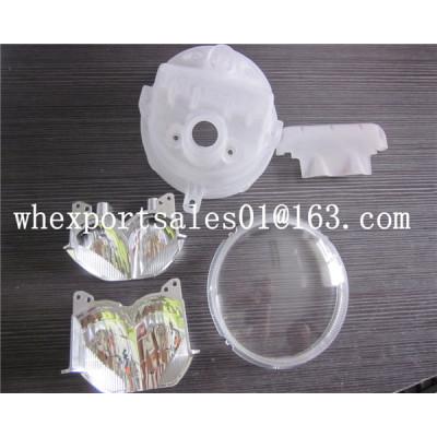 PC/ plastic aluminum rapid prototyping