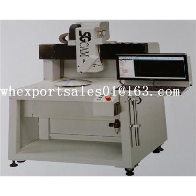 Axis glass cutting machine