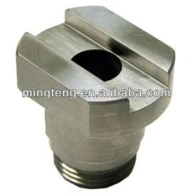 aluminum cnc threading turning part