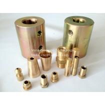 CNC Copper parts cnc machining parts cnc machining turned parts