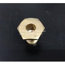 CNC Copper parts custom cnc machining parts